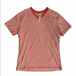 Lululemon Striped Shirt
